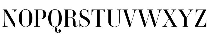 Ambroise Std Francois Regular Font UPPERCASE