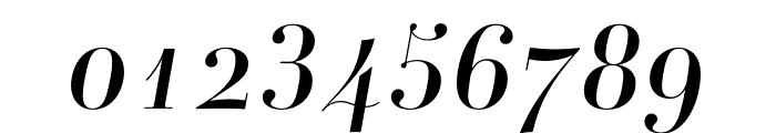 Ambroise Std Italic Font OTHER CHARS