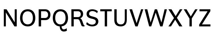 Americane Condensed Regular Font UPPERCASE