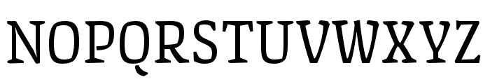 Amman Serif Pro Regular Font UPPERCASE