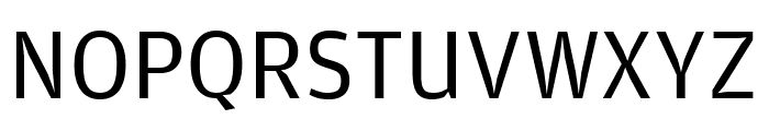AmplitudeComp Book Font UPPERCASE