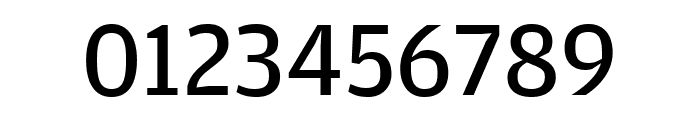 AmplitudeComp Regular Font OTHER CHARS