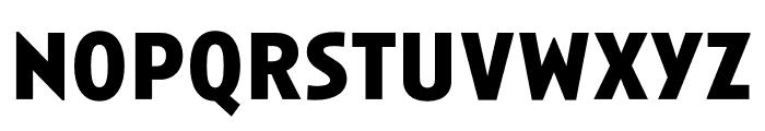 Anisette Std Bold Font LOWERCASE