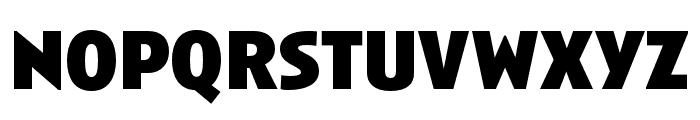 Anisette Std Petite ExBold Font LOWERCASE