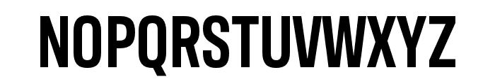 Antarctican Headline Semibold Font UPPERCASE