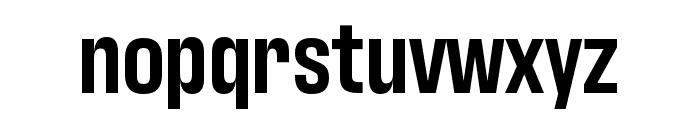 Antarctican Headline Semibold Font LOWERCASE