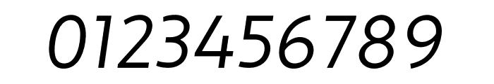 Apertura Condensed Obliq Font OTHER CHARS