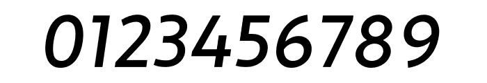 Apertura Medium Cond Obliq Font OTHER CHARS