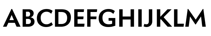 Apres Bold Font UPPERCASE