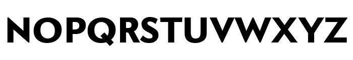 Apres Condensed Heavy Font UPPERCASE