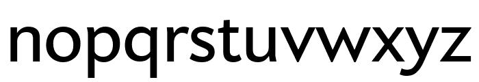 Apres Condensed Regular Font LOWERCASE
