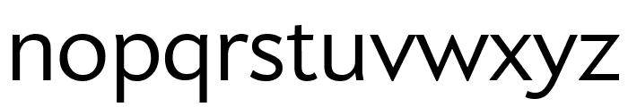 Apres Extra Condensed Light Font LOWERCASE