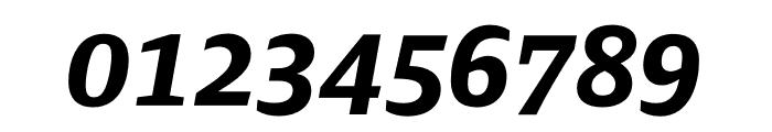 Ardoise Std Bold Italic Font OTHER CHARS