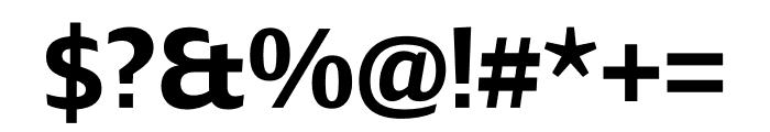 Ardoise Std Bold Font OTHER CHARS