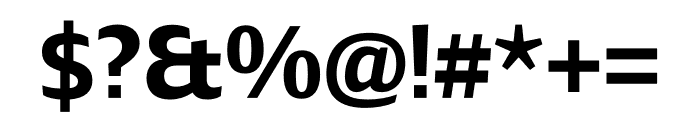 Ardoise Std Compact Bold Font OTHER CHARS