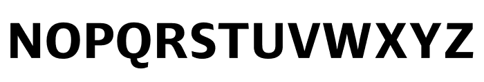 Ardoise Std Compact Bold Font UPPERCASE
