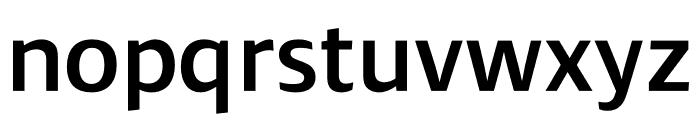 Ardoise Std Compact Demi Font LOWERCASE