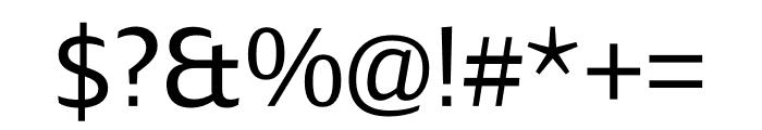Ardoise Std Compact Regular Font OTHER CHARS