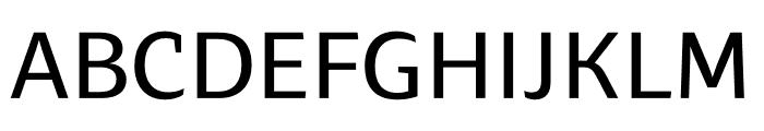 Ardoise Std Compact Regular Font UPPERCASE