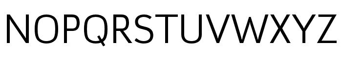Argumentum Light Font UPPERCASE