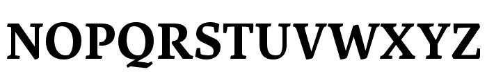 Artigo Bold Font UPPERCASE