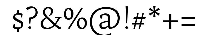 Artigo Light Font OTHER CHARS