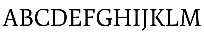 Artigo Regular Font UPPERCASE