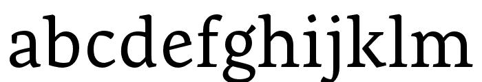 Artigo Regular Font LOWERCASE