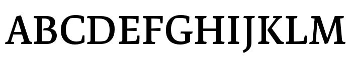 Artigo SemiBold Font UPPERCASE