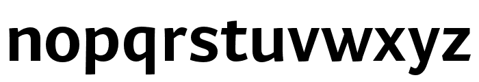 Arzachel Medium Font LOWERCASE