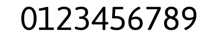 Asap Regular Font OTHER CHARS