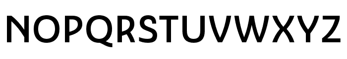 Ashemore Cond Medium Font UPPERCASE