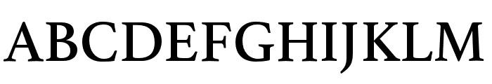 Athelas Arabic Regular Font UPPERCASE