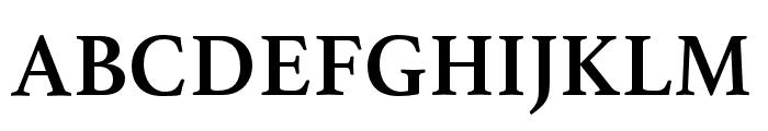 Athelas Arabic SemiBold Font UPPERCASE