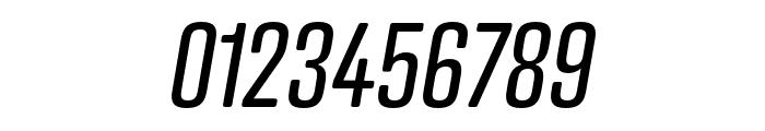 Atrament Italic Font OTHER CHARS