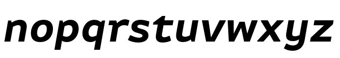 Attribute Text Bold Italic Font LOWERCASE