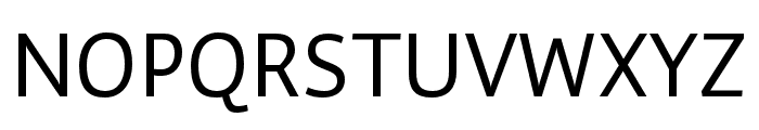 Auto Pro Regular Font UPPERCASE