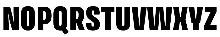 Avory I Latin Black Font UPPERCASE