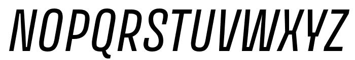 Avory I Latin Italic Font UPPERCASE