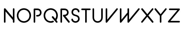 BC Alphapipe Regular Font UPPERCASE