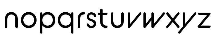 BC Alphapipe Regular Font LOWERCASE