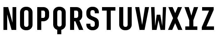 BC Sklonar Bold Font UPPERCASE