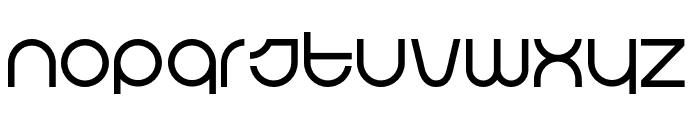 BD Colonius Regular Font LOWERCASE