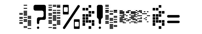 BD Geminis Regular Font OTHER CHARS