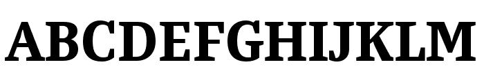 Bagatela Dark Font UPPERCASE