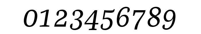 Bagatela RegularItalic Font OTHER CHARS