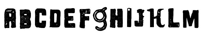 Ballers Delight Regular Font LOWERCASE