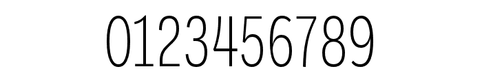 Ballinger X Condensed X Light Font OTHER CHARS
