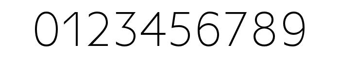 Basic Gothic Pro Italic Font OTHER CHARS