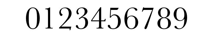 Baskerville URW Extra Narrow Regular Font OTHER CHARS